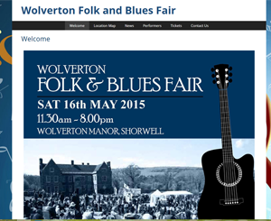 Folk and Blues Fair