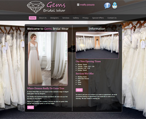 Gems Bridal Wear