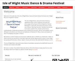 Isle of Wight Music Dance and Drama Festival