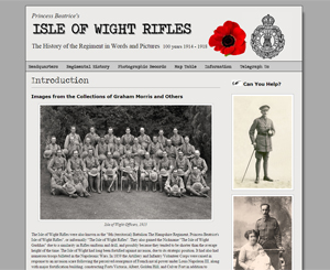 Isle of Wight Rifles