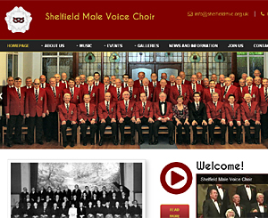 Shelfield Male Voice Choir